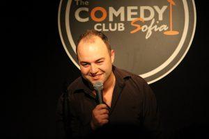 stand up comedy Bulgaria Nicky Bankov