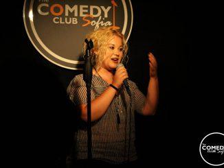 Stand up Comedy Bulgaria Petya