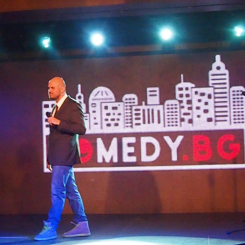 stand up comedy festival
