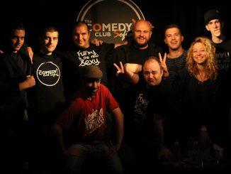 stand up comedy Bulgaria с Комедиантите