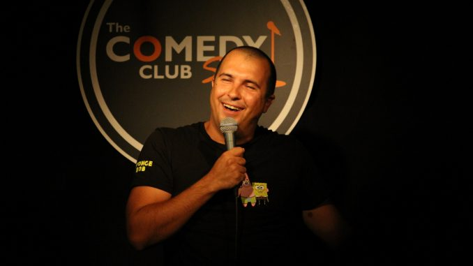 stand up comedy Васил Ножаров