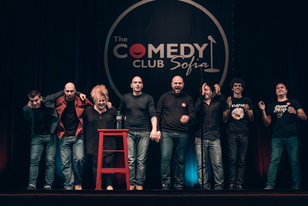 stand up comedy showcase шоукейс