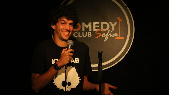 stand up comedy sofia filip