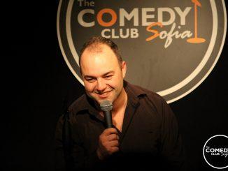 стендъп комеди с Ники банков stand up comedy