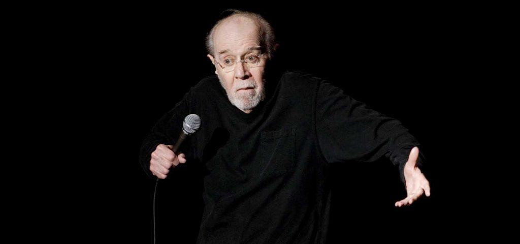 George Carlin е сочен от почти всички стендъп комедианти за най-добрия на всички времена. Stand-up Comedy