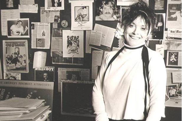 Mitzi Shore - owner of The Comedy Store L.A.