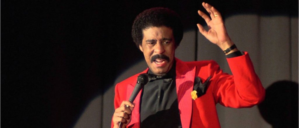Stand-up comedy legend - Richard Pryor