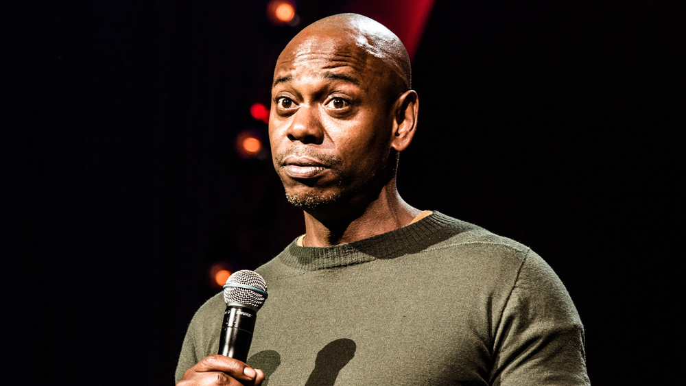 Дейв Шапел - Dave Chappelle - stand-up comedy.
